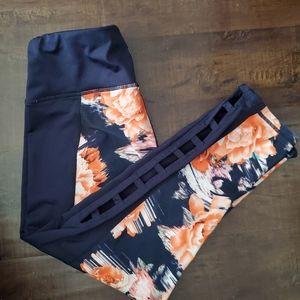Women's Betsey Johnson Floral Leggings